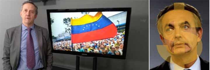 """La Fundación Francisco Franco: """"Zapatero y otros socialistas tendrán que ocultar mucho del dinero percibido de Venezuela"""""""