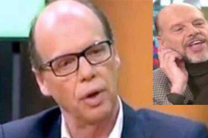 El periodista Jaime González ya no es así: ahora es asá