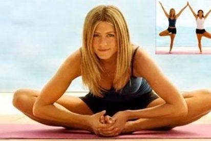Así son los durísimos entrenamientos de Jennifer Aniston a sus 50 años