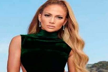 Pillan a Jennifer Lopez saliendo del gym sin ropa interior