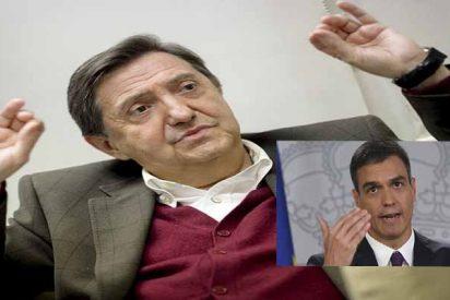 """Federico J. Losantos: """"Ni Iglesias ni Errejón: el líder bolivariano es Sánchez"""""""