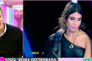 Se abre la veda en Mediaset y Joaquín Prat es el primero en 'disparar' a la engreída Sofía Suescun