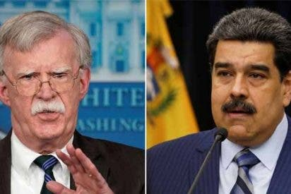 """""""Te hudirás como una piedra"""": La estrofa de Bob Dylan que John Bolton dedicó a Maduro"""