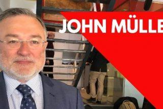 """John Müller: """"VOX comete el mismo error que Trump haciendo populismo con la baja de los impuestos"""""""