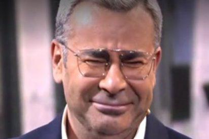 El horroroso aspecto de Jorge Javier Vázquez antes de salir a hacer su forzadísimo show
