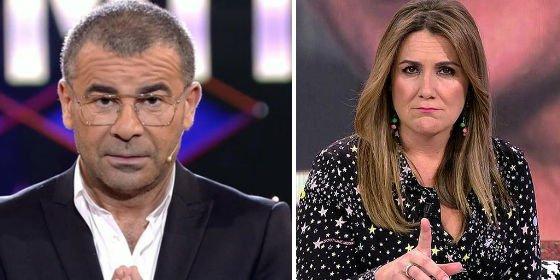 Jorge Javier Vázquez le da con la mano abierta a Carlota Corredera y confiesa lo inconfesable