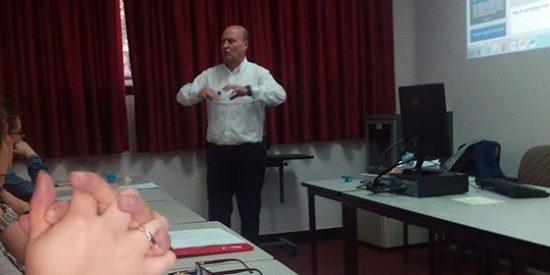 Eugenio, un Guardia Civil perseguido por supuestamente ser miembro de la UDGC, Unión Democrática de Guardias Civiles