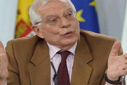 Josep Borrell frena el cambio en Venezuela: Reconoce que España trabaja para evitar una intervención militar