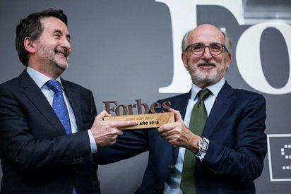 Josu Jon Imaz recibe el Premio Forbes al mejor CEO del año 2018