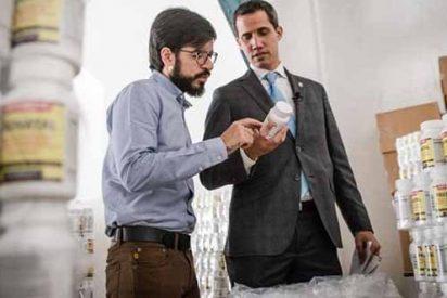 Guaidó confirmó que ha ingresado el primer cargamento de ayuda humanitaria en Venezuela