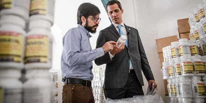 Juan Guaidó: El 23 de febrero ingresará la ayuda humanitaria a Venezuela