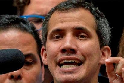La respuesta de Guaidó ante la expulsión de la delegación del Parlamento Europeo de Venezuela