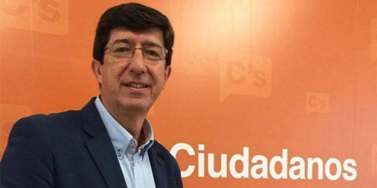 C´s Andalucía consigue retener 3 de los 10 escaños conseguidos
