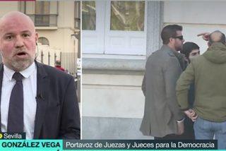 """El juez que llamó """"tonto"""" a un político de VOX en TV no puede soportar verles en el juicio del procés"""