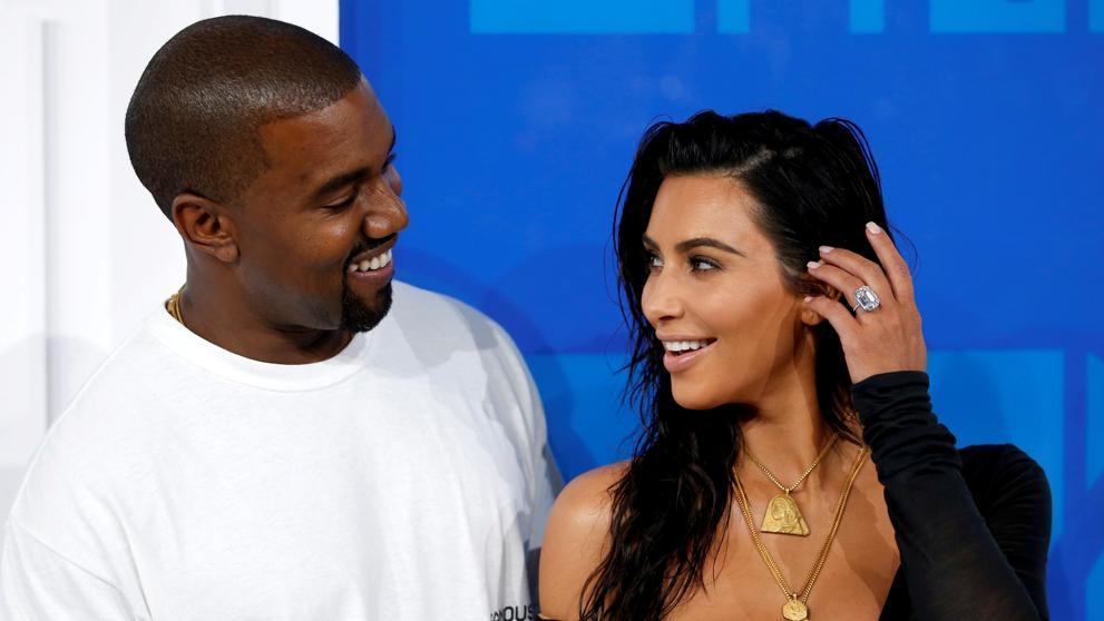 10 millones fue la fortuna que costó la boda de Kim Kardashian y Kanye West