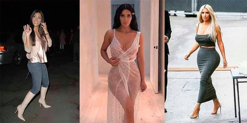 La foto del trasero de Kim Kardashian que podría revelar que esas curvas son todo trampa y cirugía