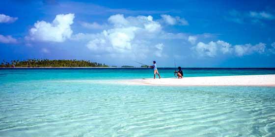 Islas Paradisíacas:Kiribati