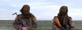 Los 'kurdos' separatistas catalanes que quieren provocar una matanza en España con sus AK-47