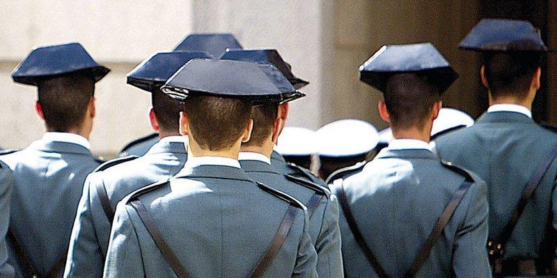 AEGC denuncia que los Guardias Civiles se quedan de nuevo sin vacaciones