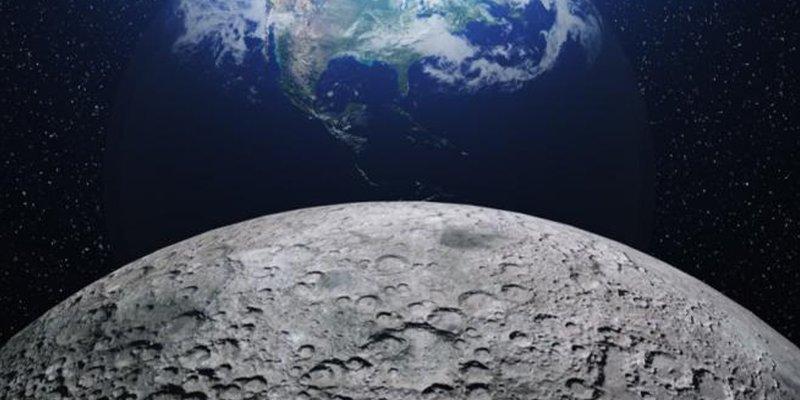 NASA: Rocas lunares tienen potencial de producir agua gracias al viento solar
