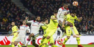 Un Barça fallón y sin gol empata (0-0) contra el Lyon en octavos de la Champions League