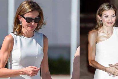 Los músculos de la Reina Letizia: dieta, gimnasio y genética