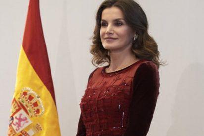 La prensa extranjera saca punta en los 'looks' de la reina Letizia en San Valentín