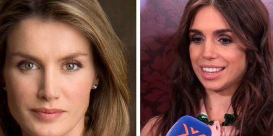 """La reina Letizia y Elena Furiase """"dos íntimas amigas"""""""