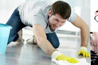 11 trucos para limpiar tu casa a toda leche y dar el pego