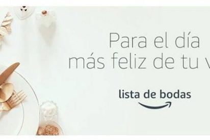 Ventajas de la lista de boda en Amazon