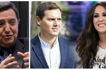 Losantos desvela como la ex de Rivera pilló el 'affaire' del de Ciudadanos con Malú