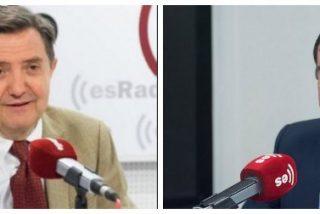 """Losantos hunde a un Pedrojota que defiende que España no está siendo tibia con Maduro: """"Ese es el discurso de Zapatero"""""""