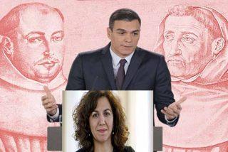 Gazapo de Irene Lozano en el libro de Sánchez: atribuye a San Juan de la Cruz una cita de fray Luis de León