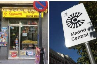 "Reportaje PD/ ""Mercadeo"" de pases gratuitos de Madrid Central en Lavapiés"