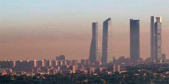 El Ayuntamiento de Madrid activa el escenario 1 por contaminación
