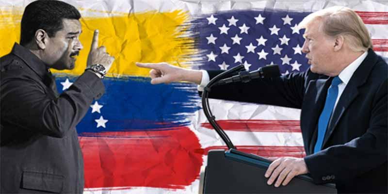"""Donald Trump, a los militares de Venezuela: """"Desobedeced al tirano, liberad vuestro país"""""""