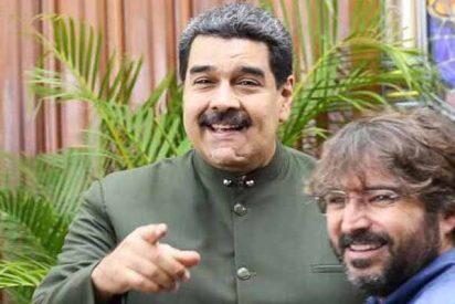 El dictador Nicolás Maduro pierde los nervios y secuestra en Miraflores a un verdadero periodista, aprende Jordi