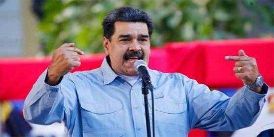 Maduro desafía a Juan Guaidó a convocar elecciones y anuncia el final de sus relaciones con Colombia