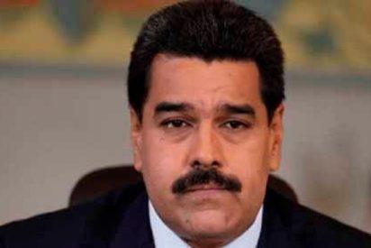 EEUU sanciona a cuatro gobernadores de Nicolás Maduro