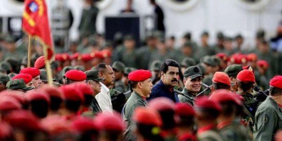Radiografía del ejército de Venezuela: ¿Puede responder a una intervención de EEUU?