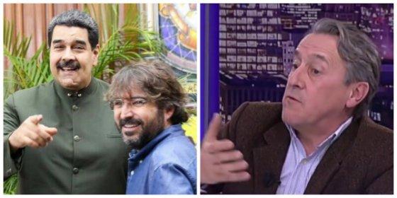 """Tertsch despedaza a laSexta por dar cancha a """"golpistas y ladrones"""" con su infame masaje al tirano Maduro"""
