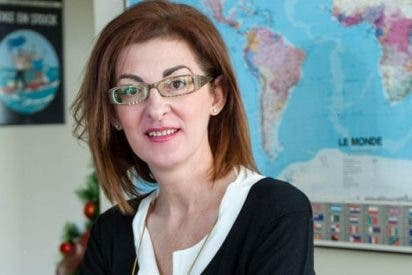 Maite Pagaza, eurodiputada de UPyD, se incorpora a la lista europea de Ciudadanos