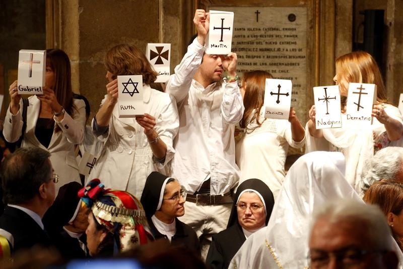 Hallan muerto a un sacerdote chileno investigado por abusos sexuales