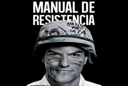 "Manuel del Rosal: ""Manual de resistencia: El diván de Pedro Sánchez"""