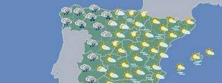 Adiós al monstruo meteorológico primaveral: vuelve el frío en toda España