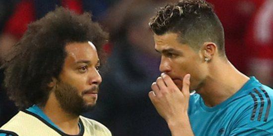 Marcelo confiesa cómo fue el momento en que CR7 le comentó que se marchaba del Real Madrid