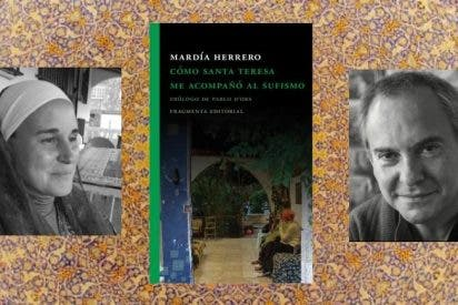 Pablo d'Ors presentará 'Cómo santa Teresa me acompañó al sufismo', de Mardía Herrero