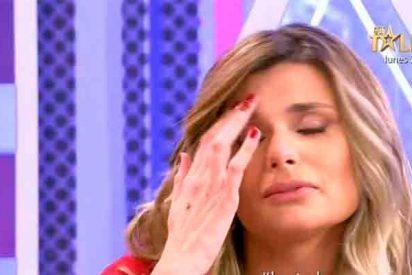 """María Lapiedra: """"Gustavo no me ha dado un sitio en su familia y su hijo me llamó pedazo de p..."""""""