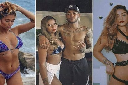 Esta es Mari Tavares, la nueva amiga especial de Neymar