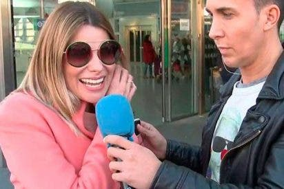 """La 'jeta' de María Lapiedra pide que la """"llamen de 'Sábado Deluxe"""" donde pagan más"""